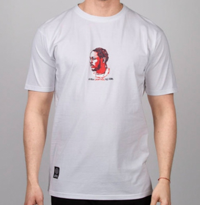 Koszulka MASS DNM Icon MC Kendrick White