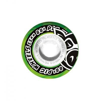 Koła PIG STREET CRSRS GREEN 55mm