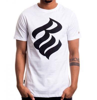 Koszulka ROCA WEAR Big RW White