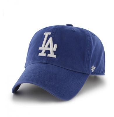 Czapka 47 MVP BRAND Los Angeles Dodgers Niebieska