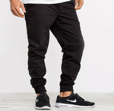 Spodnie ELADE JOGGER PANTS HAFT BLACK