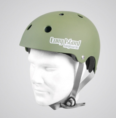 Kask LONG ISLAND Green Matt