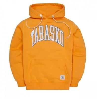 Bluza TABASKO Hoody COLLAGE Orange