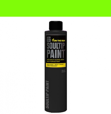 Farba ON THE RUN Soultip Neon Green 210ml