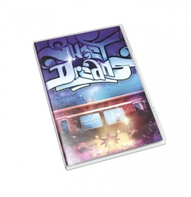 Kaseta DVD - SWEAT DREAMS