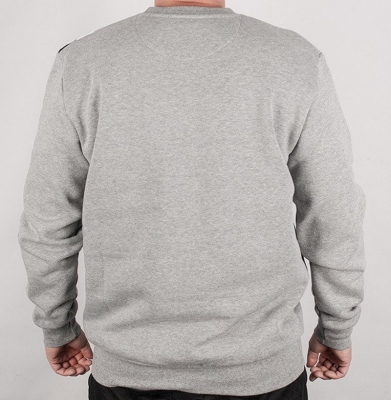 Bluza PROSTO CREWNECK GUID Grey