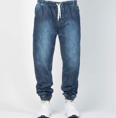 Spodnie MASS DNM Jogger Campus Sneaker Fit Dark Blue