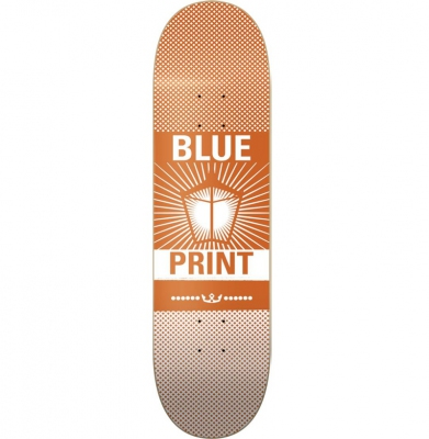 Deska BLUEPRINT PACHINKO ORANGE 8.25 + Papier Jessup Gratis