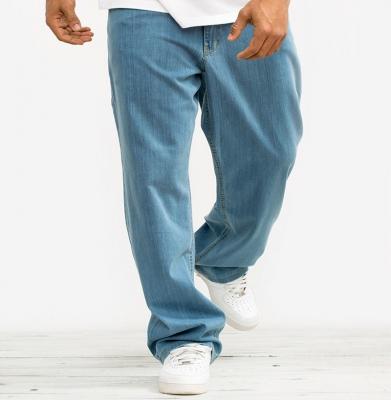 Spodnie MORO Baggy Camo Pocket Jasne Pranie