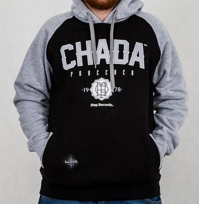 Bluza CHADA PROCEDER Szara/Czarna