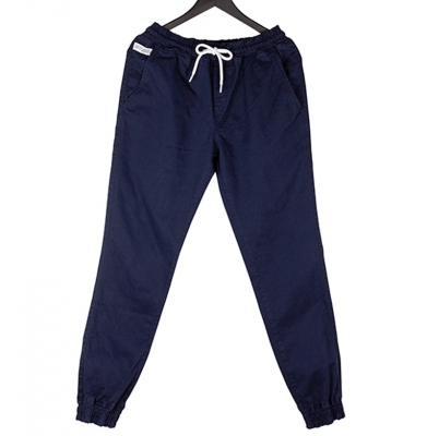 Spodnie ELADE JOGGER PANTS ICON MINI LOGO NAVY