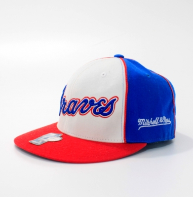 Czapka MITCHELL & NESS Braves