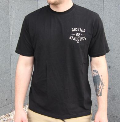 Koszulka DICKIES ATHLETIC Black
