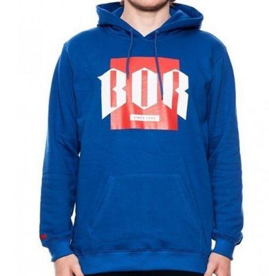 Bluza BOR COLORBOX Niebieska