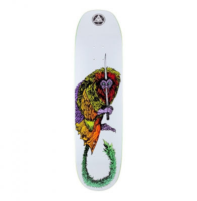 Deska WELCOME SKATEBOARDS Tamarin 8.5 + Papier Gratis