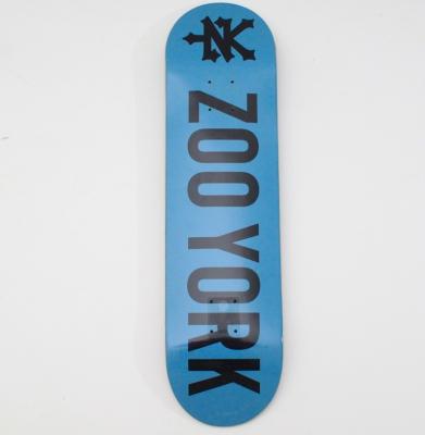 Deska ZOO YORK LOGO Midnight 8.0 + Papier Gratis