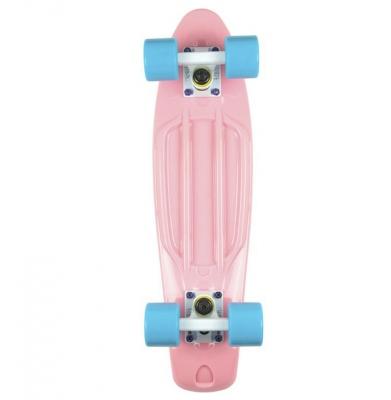 Deskorolka FISH SKATEBOARDS CLASSIC Pink/White/SumBlue