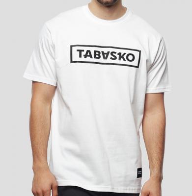 Koszulka TABASKO REVERSED White