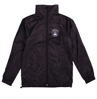 Kurtka MACBA LIFE OG Logo Windbreaker Black