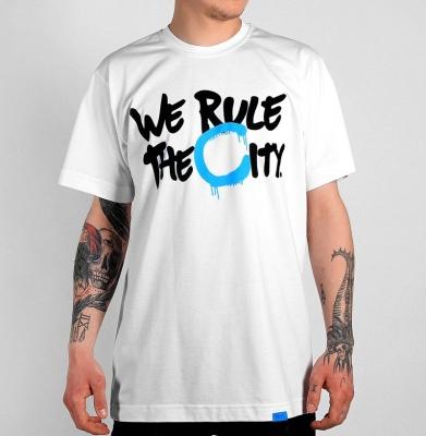 Koszulka PROSTO EL RULE WHITE