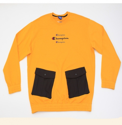 Bluza CHAMPION Crewneck Old Yellow