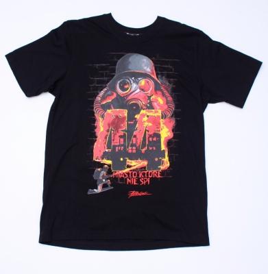 Koszulka PATRIOTIC 44 Czarna