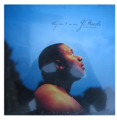 Vinyl J. Rawls  - They Can't See Me / Turn It Forward