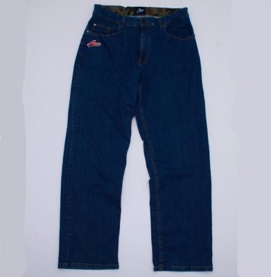 Spodnie MORO Baggy Mini Leather Średnie Pranie