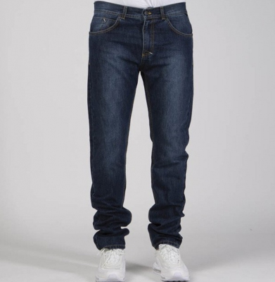 Spodnie MASS DNM Signature Tapered Fit Dk.Blue