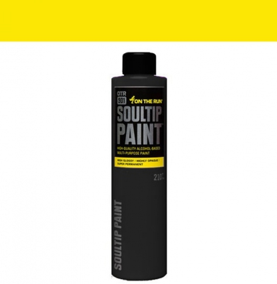 Farba ON THE RUN Soultip Neon Yellow 210ml