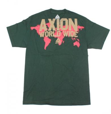 Koszulka AXION WORLWIDE DG DARK GREEN
