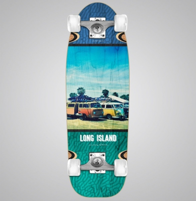 Longboard/Cruiser LONG ISLAND BLUE POINT 28