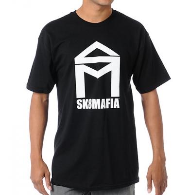 Koszulka SK8MAFIA House Logo Black