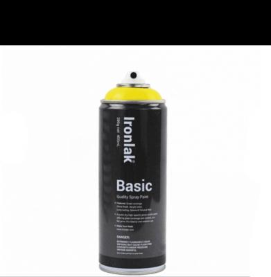 Farba IRONLAK BASIC PAINT Transparent Black BS048
