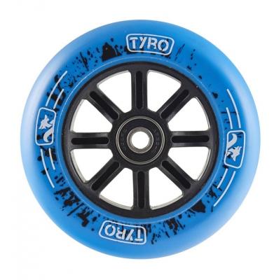 Kółko LONGWAY Tyro Nylon Core Niebieskie 110mm