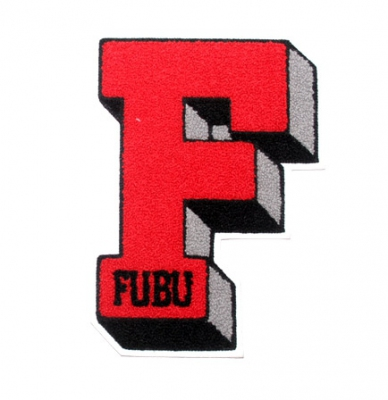 Duża naszywka FUBU I