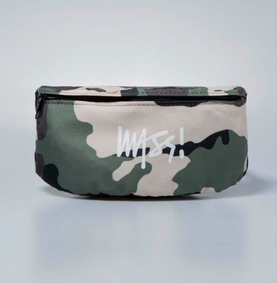 Saszetka/Nerka MASS DNM Hip Case Signature Woodland camo