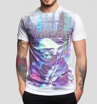 Koszulka ECKO New World Yoda